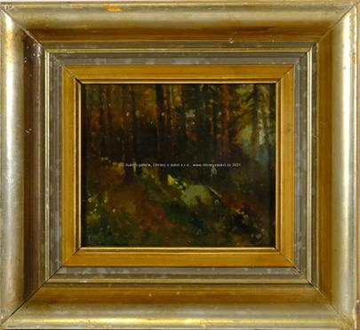 F. Soukup - V hlubokém lese