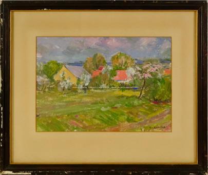 Karel Kalina - Zahrada za domy