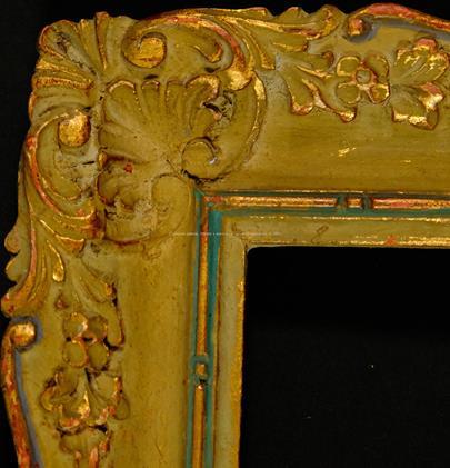 .. - Ručně řezaný dekorativní rám