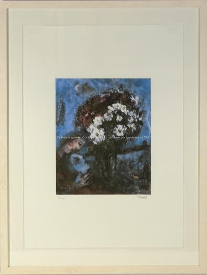 Marc Chagall - Loučení