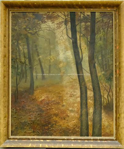 Anna Hervertová - V podzimním lese
