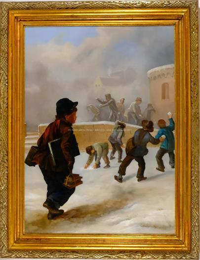 Viktor Barvitius - Sníh