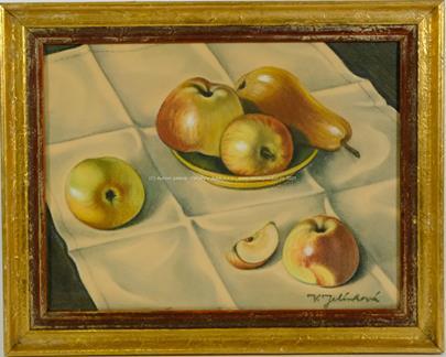 V. Jelínková - Jablka a hruška
