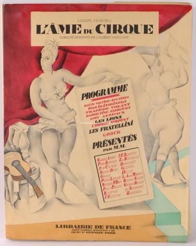 Louise Hervieu - L'Âme du Cirque
