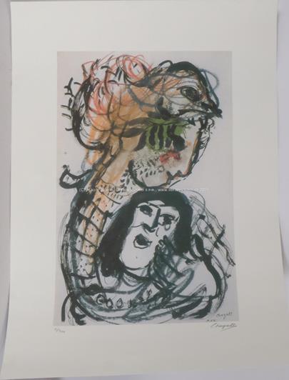 Marc Chagall - Bez názvu