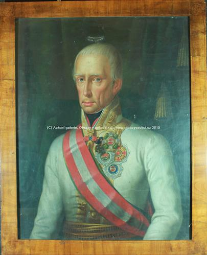 nesignováno - František I.