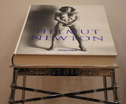 Helmut Newton - Sumo (sběratelská edice, včetně stolečku, váha 30 kg)