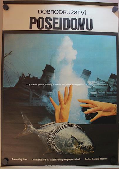 Josef Vyleťal - Dobrodružství Poseidonu